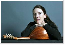 Santa Cruz Baroque Festival Presents Caterina Lichtenberg in Concert