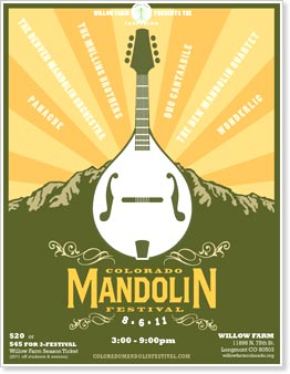 Colorado Mandolin Festival - August 6, 2011