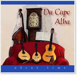 Da Capo Alba - About Time