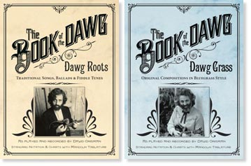 From David Grisman - Dawg Jazz and Dawg Grass Books