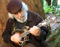 Acoustic Disc recording artist David Grisman. Photo credit: Tracy Grisman.
