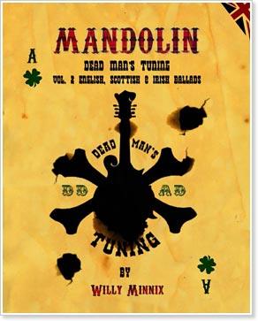 Mandolin Dead Man's Tuning Vol. 2