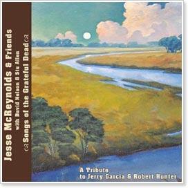 Jesse McReynolds - Songs Of The Grateful Dead
