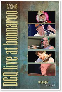 David Grisman Quintet Live at Bonnaroo