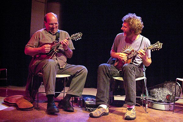 Mandolin playing mandolin chords : The Don Stiernberg Interview