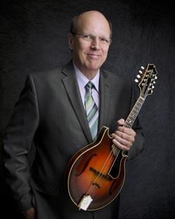 Don Stiernberg, guitarist on Jethro Burns Legacy.