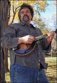 Don Julin - author of Mandolin For Dummies