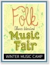Folk Alliance International Music Camp, Kansas City, Mo., Feb. 19-21, 2015