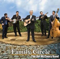 Family Circle - The Del McCoury Band released in 2009. Click to purchase.