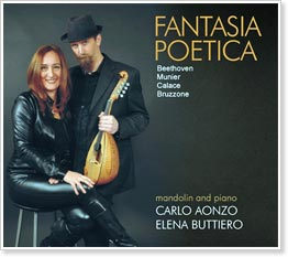 Carlo Aonzo and Elena Buttiero - Fantasia Poetica