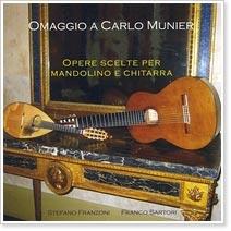 Stefano Franzoni, Franco Sartori - Omaggio a Carlo Munier