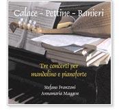 Stefano Franzoni & Annamaria Maggese - Tre Concerti per Mandolino e Pianoforte