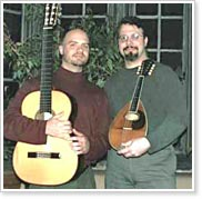 Gruviera Armonico - Karl Wohlwend, Guitar, & Eugene Braig, Mandolin