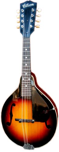 1939 Gibson A-50. Prices vary widely by year and condition.