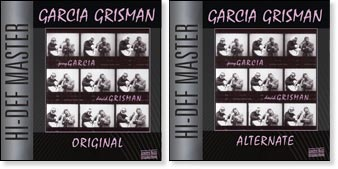 Garcia Grisman - Orignal and Alternate Hi-Def Master