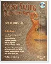 Gypsy Swing & Hot Club Rhythm for Mandolin - Dix Bruce