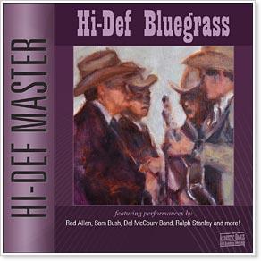 Acoustic Oasis - Hi-Def Bluegrass Compilation