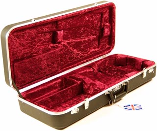 Hiscox Cases Introduces Pro II Mandolin Case