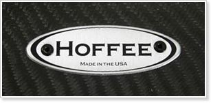 Hoffee Carbon Fiber Cases - Made in the U.S.A.