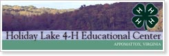 Holiday Lake 4-H Educational Center, Appomattox, Virginia