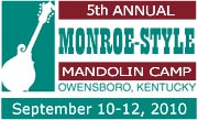 5th Annual Monroe-Style Mandolin Camp