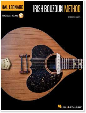 Hal Leonard Irish Bouzouki Method by Roger Landes