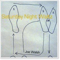 Joe Walsh - Saturday Night Waltz