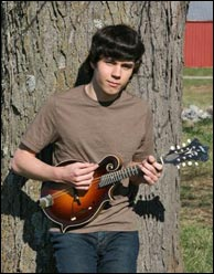 Josh Hungate - 2008 Winfield Mandolin Champion