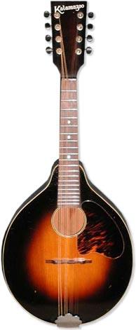 Kalamazoo KM-11 mandolin. Typical price range $400-700.