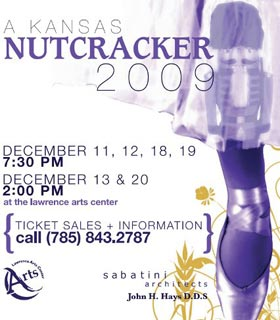 A Kansas Nutcracker