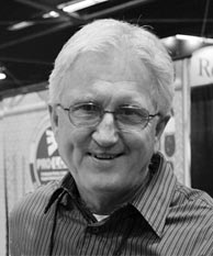 Ken Roddick, luthier.