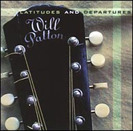 Will Patton's first solo mandolin recording, Latitudes and Departures, from 2001. Click to purchase.