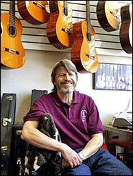 Leo Coulson - Photo credit - Intermountain Guitar and Banjo