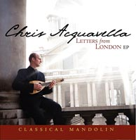 Letters from London, EP, from 2009. Click to purchase.