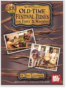 Dan Levenson  - Old-Time Festival Tunes for Fiddle & Mandolin