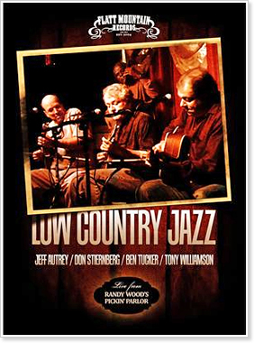 Live From Randy Wood's Pickin' Parlor - Low Country Jazz