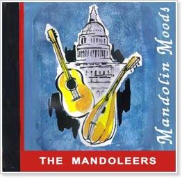 The Mandoleers - Mandolin Moods