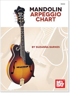 Suzanna Barnes - Mandolin Arpeggio Chart