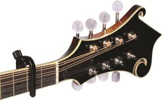 D'Addario Announces NS Banjo/Mandolin Capo Pro