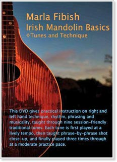 Marla Fibish - Irish Mandolin Basics, Tunes and Technique