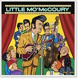 Ronnie McCoury - Little Mo' McCoury