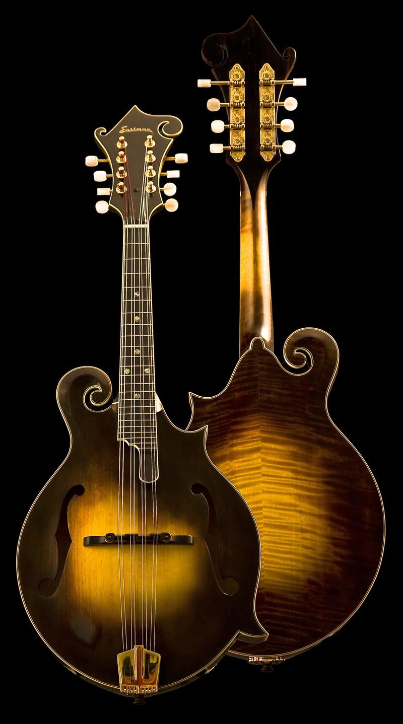 Eastman Mandolin Givea...V Is For Violin
