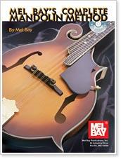 Complete Mandolin Method by Mel Bay