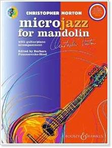 Christopher Norton - Microjazz for Mandolin