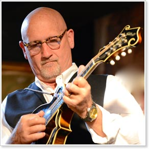 Grammy nominated mandolinist Mike Compton, Director of the 8th Annual Bill Monroe-Style Mandolin Camp