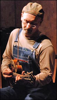 Mike Compton, Director of the 7th Annual Monroe-Style Mandolin Camp