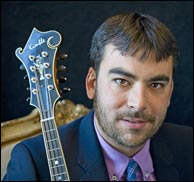 Mike Guggino of  the Steep Canyon Rangers