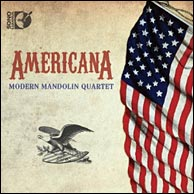 Modern Mandolin Quartet - Americana - nominated in three Grammy categories.