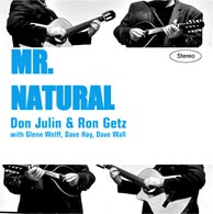 Mr. Natural - Don Julin and Ron Getz, 2000. Click to purchase.