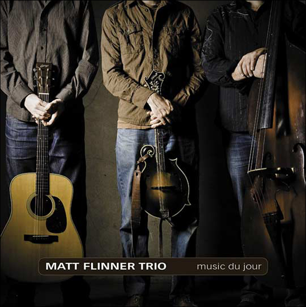 Matt Flinner Trio - Music du Jour